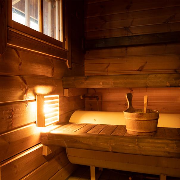 Kalastajan torppa sauna