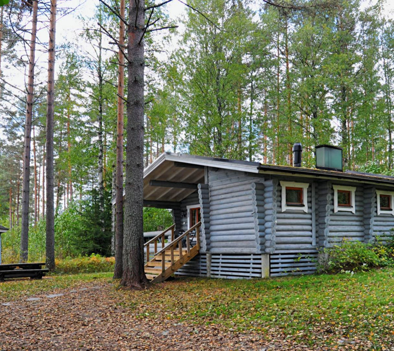 Коттедж для отдыха Васиккахака на 4 + 2 человека, город Миккели, Финляндия